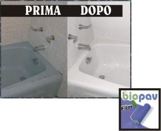 Biopav film pavimenti in resina biopav by prochima - Rinnovare vasca da bagno ...